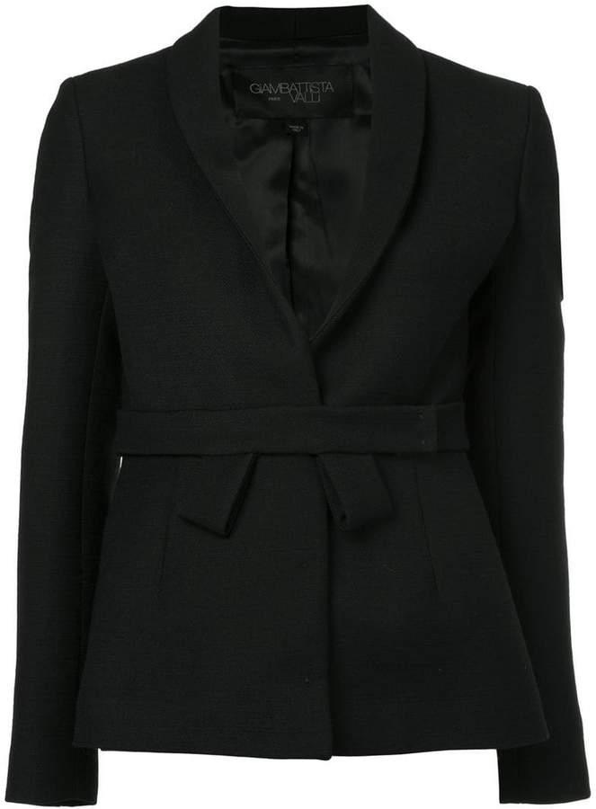 Giambattista Valli tailored fitted blazer