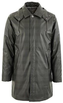 Rains Check Mac Coat