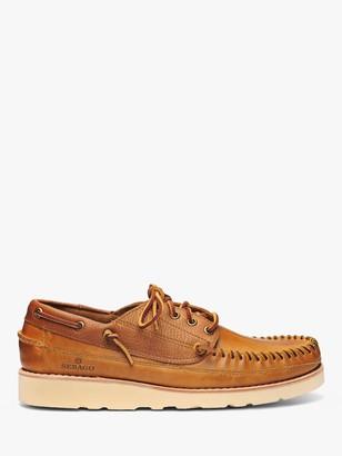 Sebago Campsides Seneca Leather Moccasins