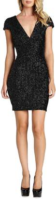 Dress the Population Zoe Sequin Bodycon Dress