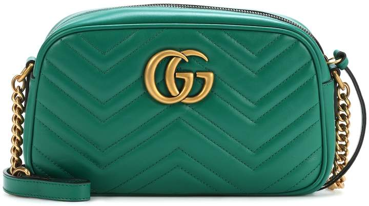 9105f375399d Gucci Marmont Green - ShopStyle