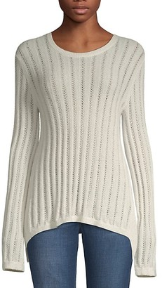 A.L.C. Miguel Lace-Up Sweater