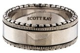 Scott Kay 14K Band