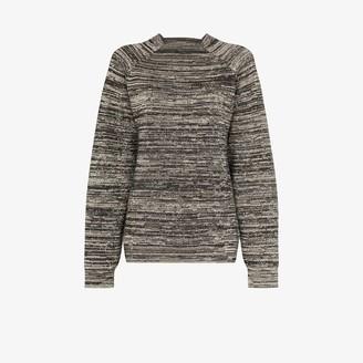 Carcel Milano Boyfriend alpaca wool sweater