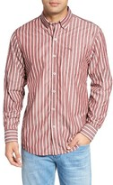 Tommy Bahama Men's Big & Tall Cabana Stripe Sport Shirt
