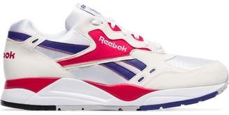 Reebok chalk white Bolton multi-panel chunky sneakers