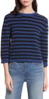 Allude Crop Cashmere Sweater