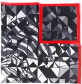 Faliero Sarti printed scarf - women - Silk/Cotton - One Size