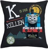 Thomas & Friends Chalkboard Personalized Throw Pillow