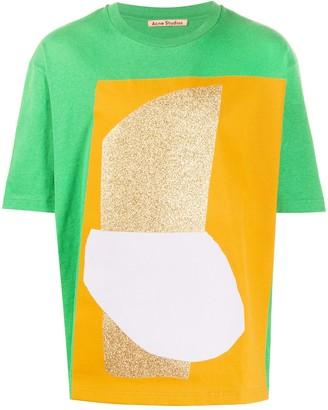 Acne Studios graphic-print T-shirt