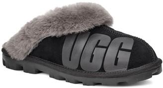 UGG Coquette Sheepskin Genuine Shearling Slipper