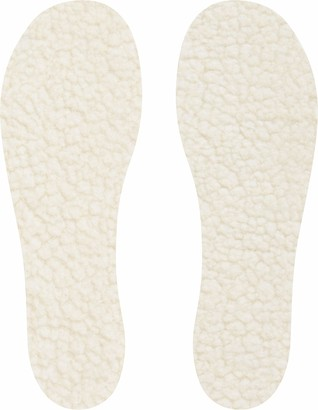 Playshoes Unisex Kid's Fleece Lining Insole Cut-to-Size Shoe Beige (Original 900) One