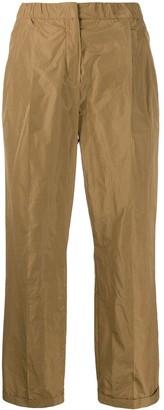 Odeeh Straight Pleated Waist Trousers
