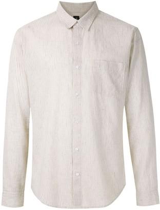 OSKLEN Striped Long Sleeved Shirt