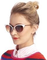 Sole Society Vivian metal cateye sunglasses