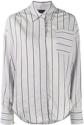 Lorena Antoniazzi Striped Tailored Shirt
