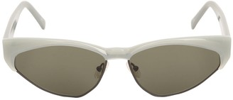 Andy Wolf Volta Cat-eye Sunglasses