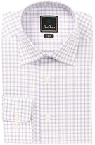 David Donahue Trim Fit Dress Shirt
