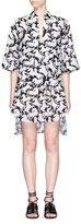 Stella McCartney 'Iconic Prints' horse cover-up shirt
