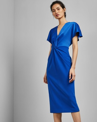Ted Baker Wrap Detail Dress