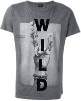 Diesel wild print T-shirt