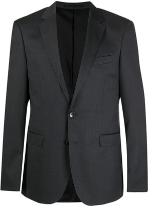 HUGO BOSS Slim Fit Knitted Suit Jacket