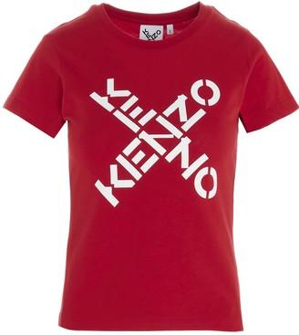Kenzo Sport Logo T-Shirt