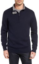 Rodd & Gunn Men's 'Birkdale' Quarter Zip Stand Collar Sweater