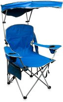Bed Bath & Beyond Quik Chair Quik Shade Folding Arm Camping Chair in Royal Blue