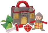 Gund My Little Castle Playset Toy 8 IN Plush