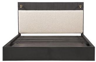 Bobby Berk Home Storage Low Profile Storage Platform Bed Size: King