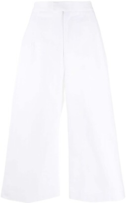 Jejia Flared Culotte Trousers