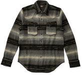 Ralph Lauren RRL Wool-Cashmere Western Shirt