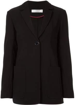 Victoria Beckham soft longline blazer