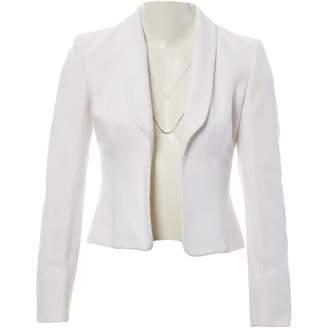 Valentino White Cotton Jackets