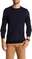 Autumn Cashmere Colorblock Cashmere Sweater