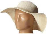 Ivanka Trump Ombre Straw Floppy Hat
