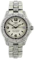 Breitling Colt Oceane Stainless Steel & Diamond Womens Watch