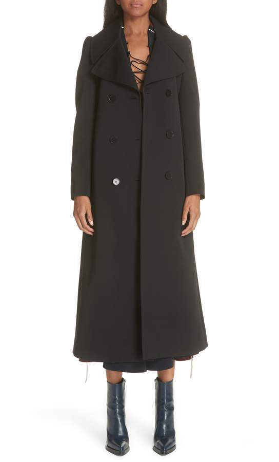 Stella McCartney Gabardine Trench Coat
