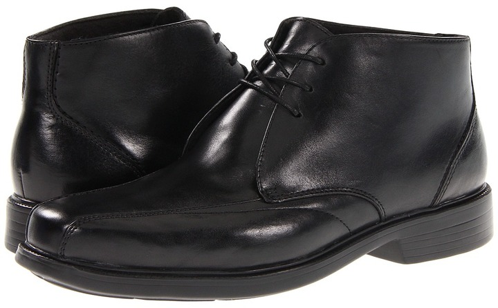 Bostonian Tuckerman (Black) - Footwear