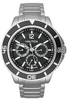 Nautica Unisex N19591G NCS 450 Tobago Classic Analog with Enamel Bezel Watch