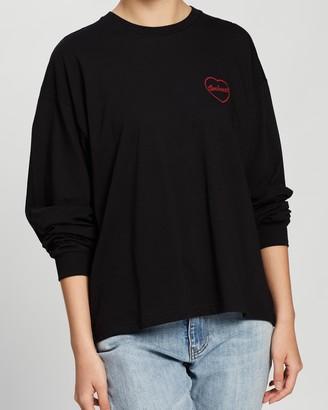 Carhartt LS Eve Heart T-Shirt