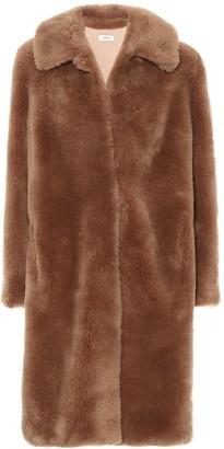 Yves Salomon Wool coat