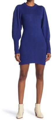 One One Six Dolman Sleeve Sweater Dress