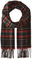Polo Ralph Lauren Core Virgin Wool Tartans Scarf Scarves