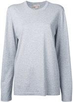 Michael Kors crew neck sweatshirt - women - Cotton - L