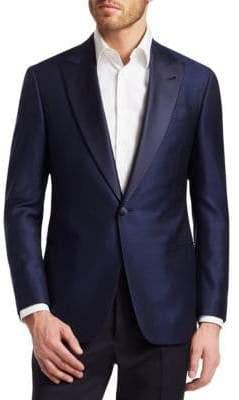 Giorgio Armani Dinner Wool Jacket