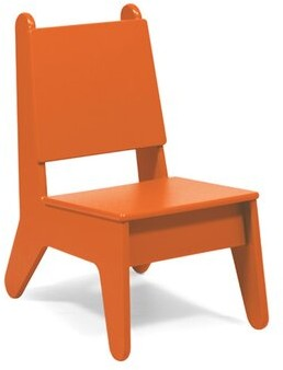 notNeutral BB02 Kids Chair Color: Apple Red