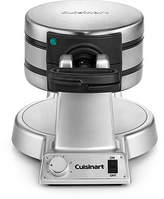 Cuisinart Double Belgian Waffle Maker- Round, One Size , Silver