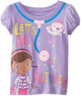 Disney Doc McStuffins Lets Be Friends Girls Toddler T-Shirt Tee